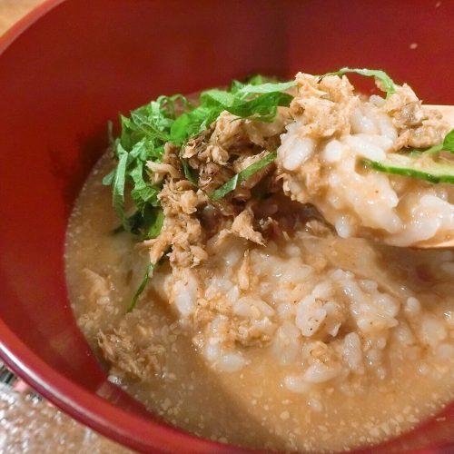 「冷や汁」といえば宮崎県の郷土料理